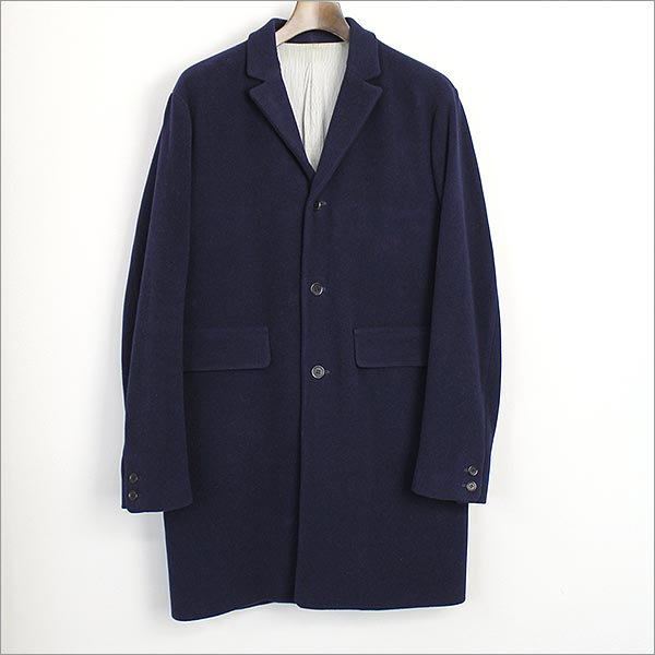 YAECA 13AW Chester Field Coat