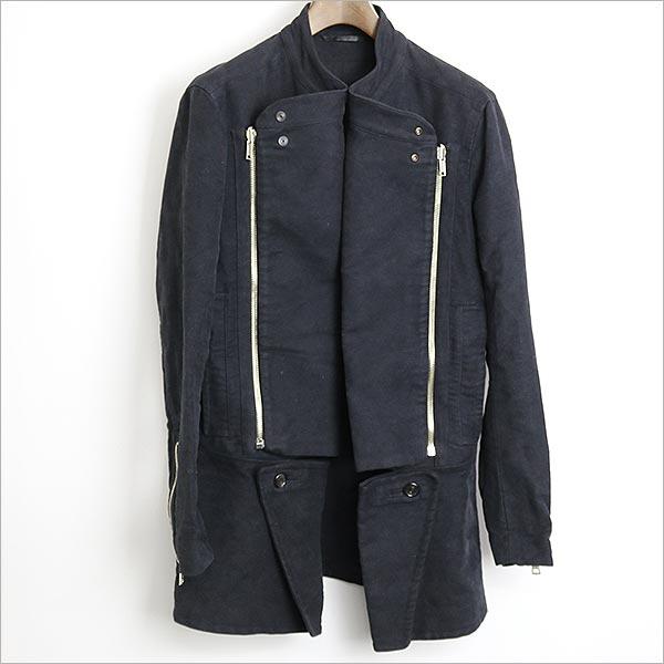 本日ANN DEMEULEMEESTER モールスキンライダースコートをお買い取りさせて頂きました!!