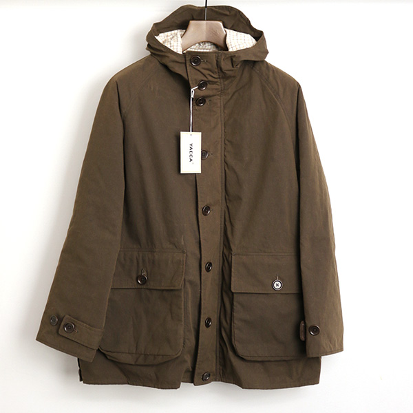 YAECA 15AW Land Cloth Field Coat