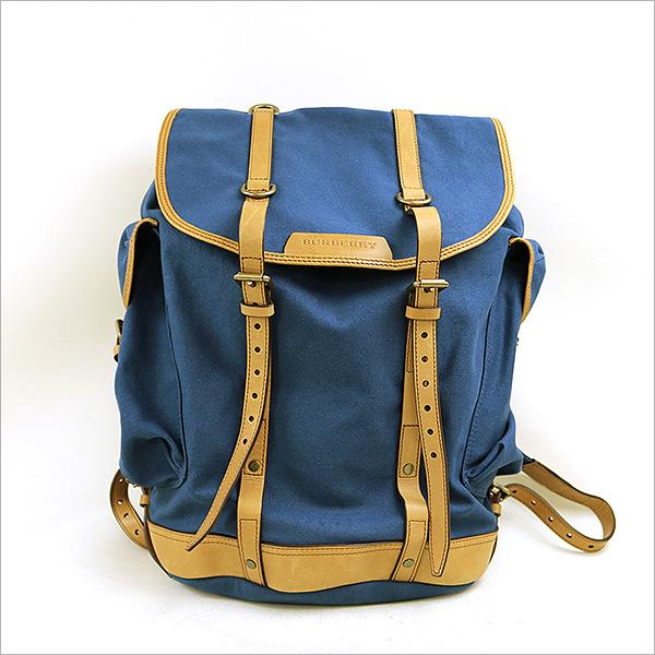 本日BURBERRY PRORSUM レザー切替キャンパスバックパックをお買い取りさせて頂きました!!