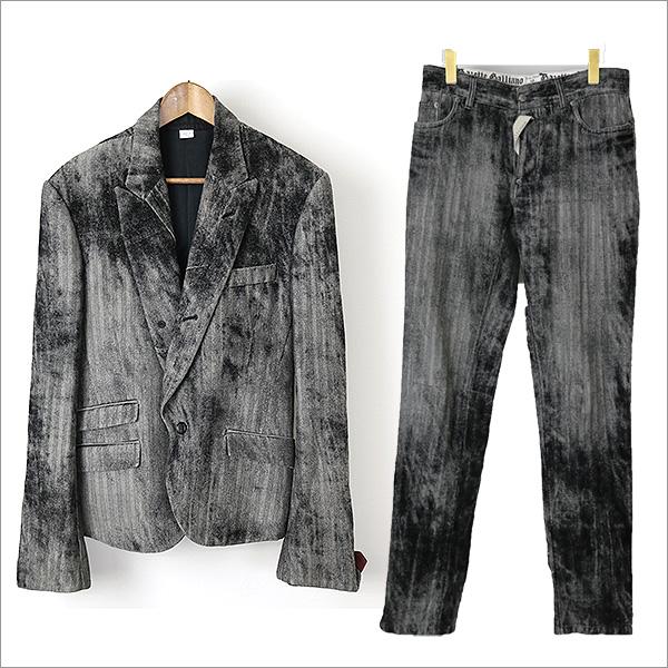 本日John Galliano ウールデザインセットアップスーツ をお買い取りさせて頂きました!!
