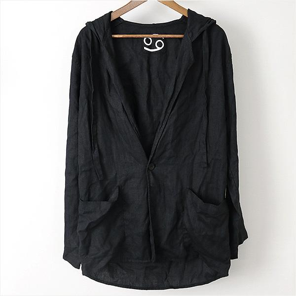 本日69 sixty nine シックスティーナイン リネンフード付きジャケットをお買い取りさせて頂きました!!