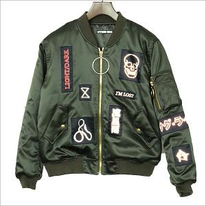 本日Hyein Seo MA-1 Olive Patchwork Bomber Jacketをお買い取りさせていただきました!! 韓国で多くの有名人が着用して話題になったアイテムでございます! 近々楽天、ヤフオクにも出品致しますのでお楽しみに!!