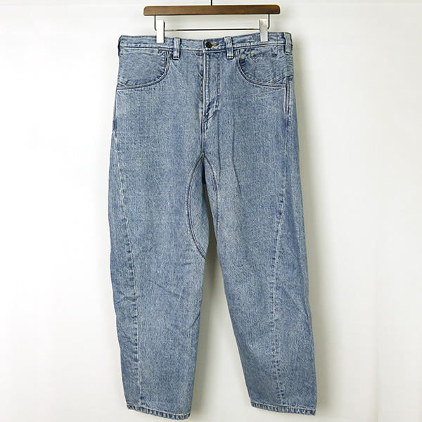 ESSAY 16AW Engineered Denim Pants