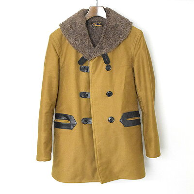 ATLAST&CO 13AW LOT626 FIELD COAT