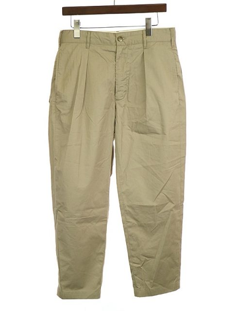Engineered Garments 20SS Carlyle Pant-High Count Twill