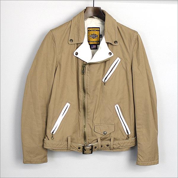 本日Y's×Schott レザー切替コットンライダースジャケットをお買い取りさせて頂きました!!