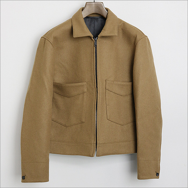 ESSAY 15AW Zip Up Blouson