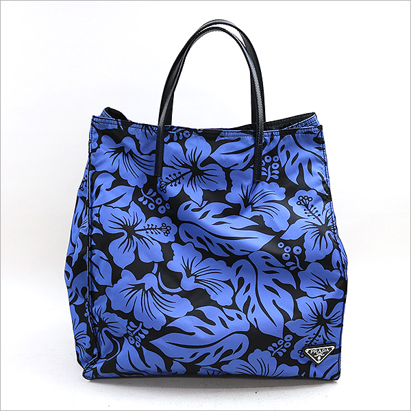 本日PRADA 14SS ハイビスカス柄ナイロントートバッグをお買い取りさせて頂きました!!