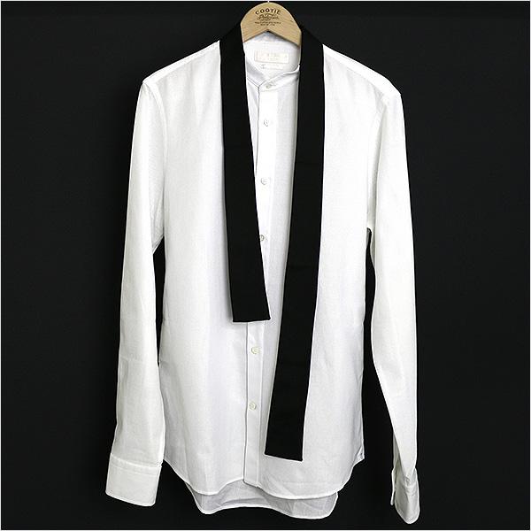 本日ALEXANDER McQUEEN 15AW ネクタイデザインシャツをお買い取りさせて頂きました!!