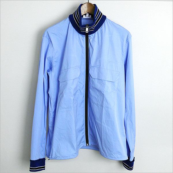 本日JIL SANDER 15AW リブデザイン止水ジップハイネックシャツブルゾンをお買い取りさせて頂きました!!