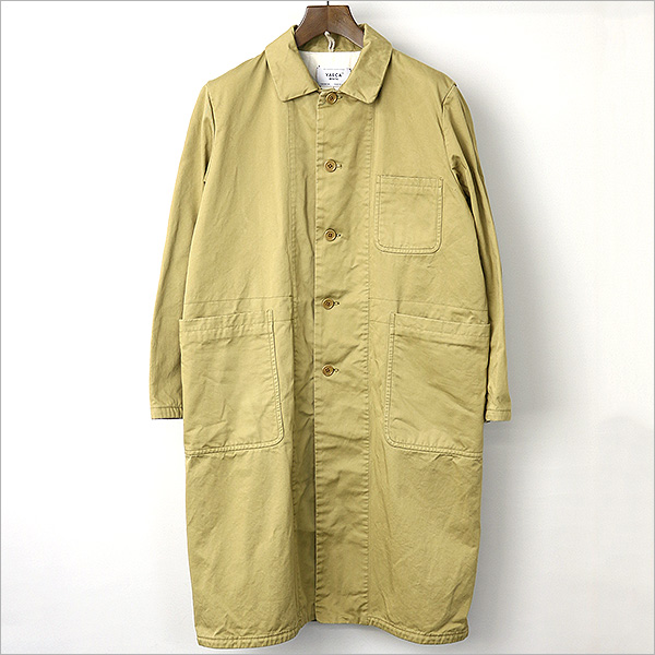 YAECA 15AW Duster Over Coat