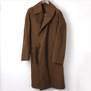 COMOLI 16SS Typewriter tielocken coat