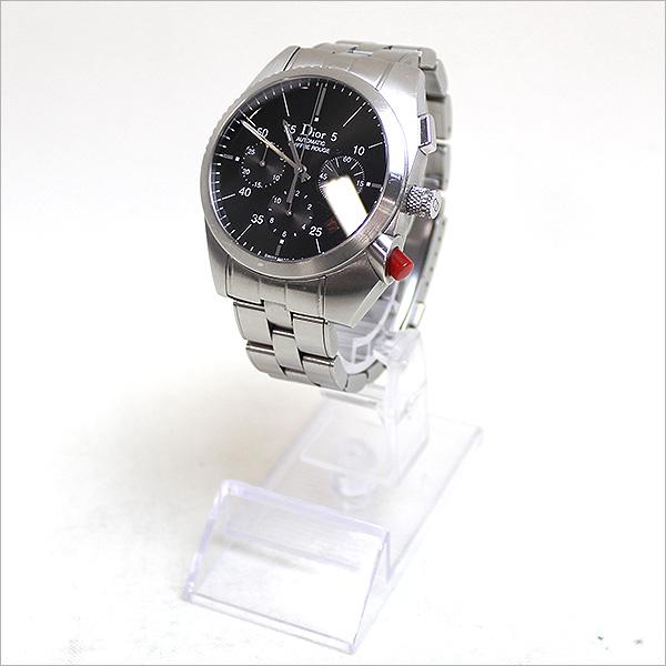 本日Dior HOMME CHIFFRE A02 をお買取させていただきました!!あまり中古市場に出回らないDiorの高級腕時計です。近日中に楽天に出品いたしますのでお楽しみに!!