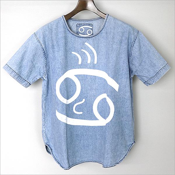本日69 sixty nine フェイスプリントクラシックデニムTシャツをお買い取りさせて頂きました!!