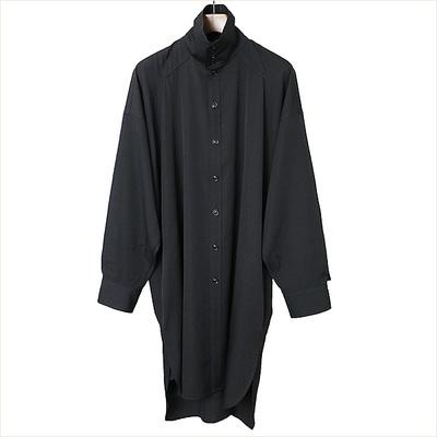 17AW Yohji Yamamoto POUR HOMME Big Long Shirt