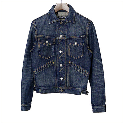 TOM FORD 17SS Denim Jacket
