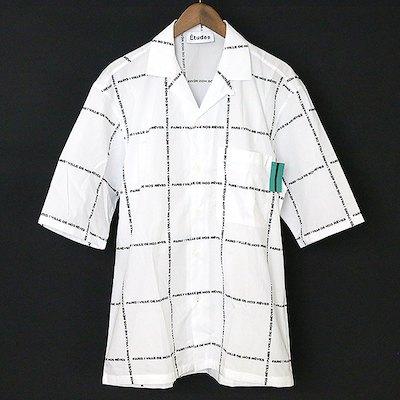 Etudes 18ss Souvenir Paris Reve Shirt