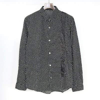 UNDERCOVER 14SS Leather Guitar Strap Shirt