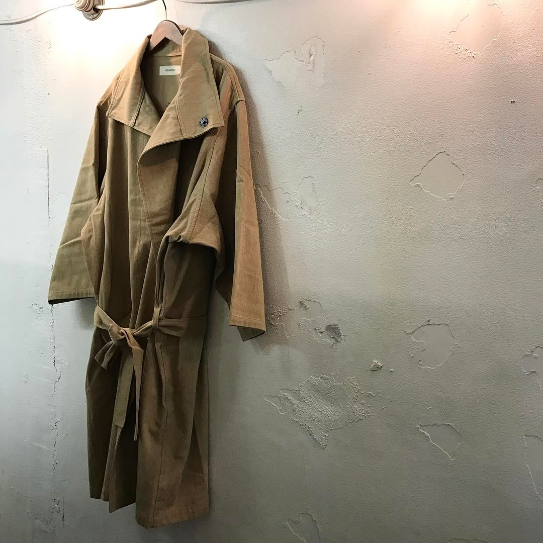 "whowhat 14AW ""TIBET COAT"""