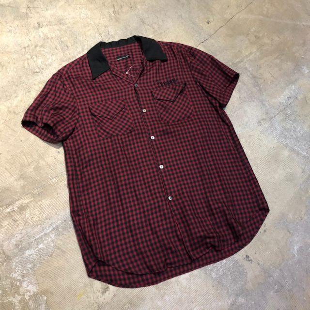 LAD MUSICIAN × FENDER 15SS ボーリングシャツ