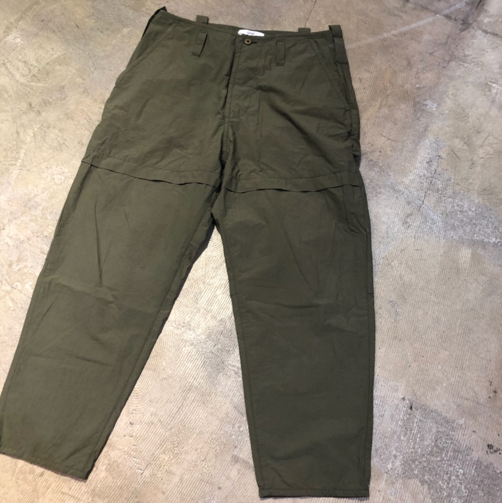 OAMC 17SS Savage Pants