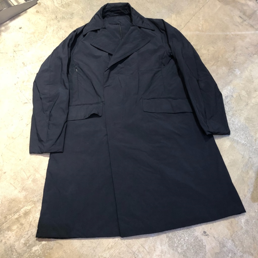 TEATORA 17AW DEVICE COAT dual point