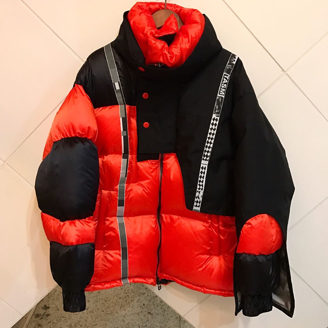 FACETASM 17AW BIG DOWN JACKET