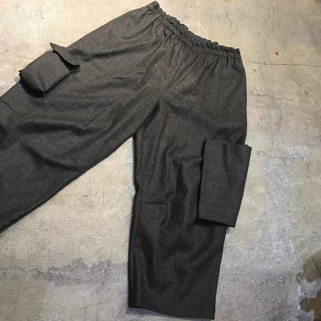 Toogood × ARTS&SCIENCE 17AW THE FORAGER TROUSER
