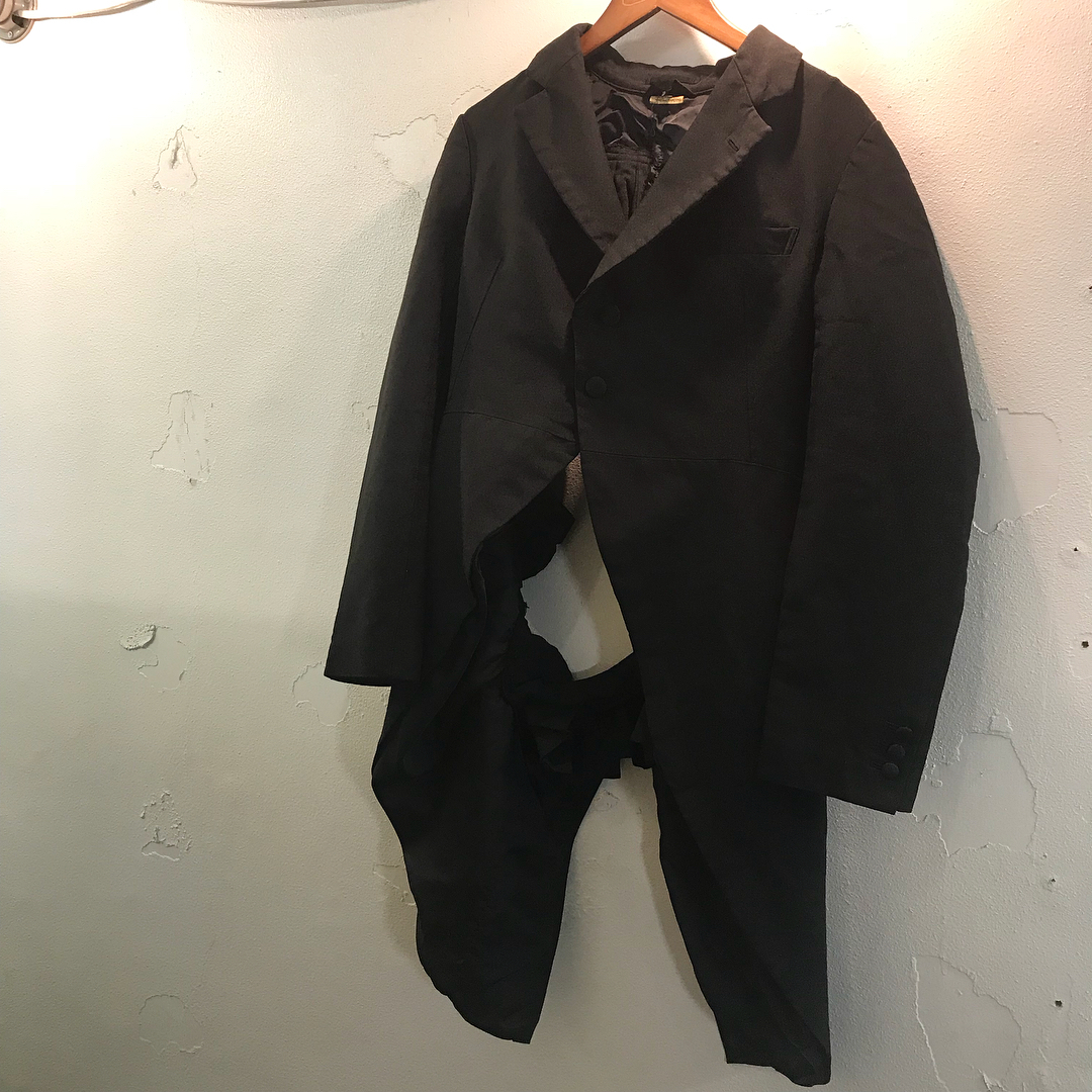 COMME des GARCONS 18SS Swallowtail Tailored Jacket