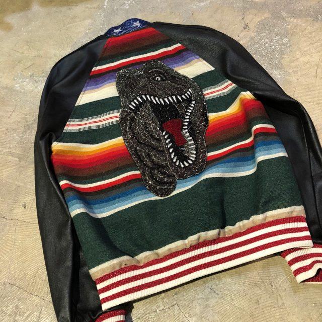 SAINT LAURENT PARIS 16SS メキシカンテディジャケット