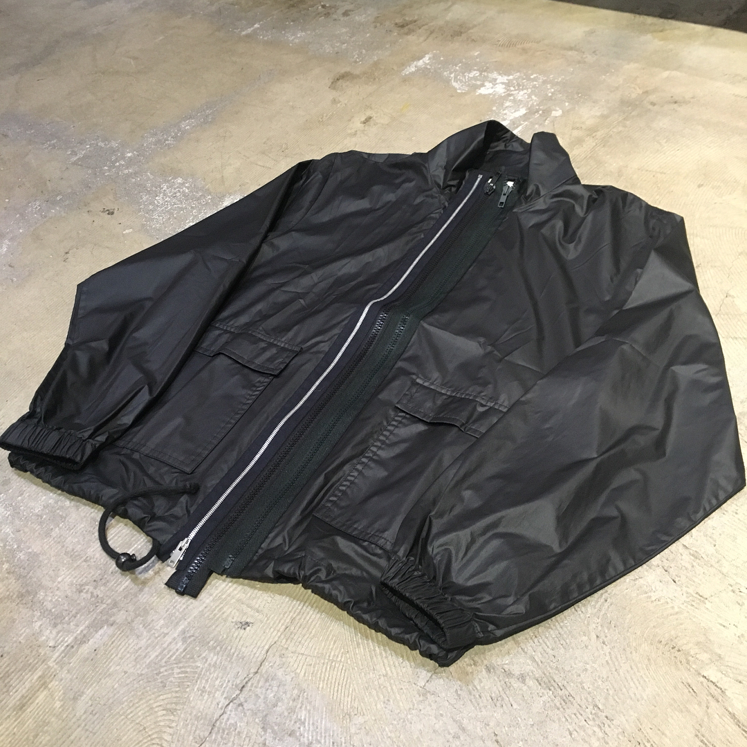 Maison Margiela 17AW Coated Nylon Sport Jacket