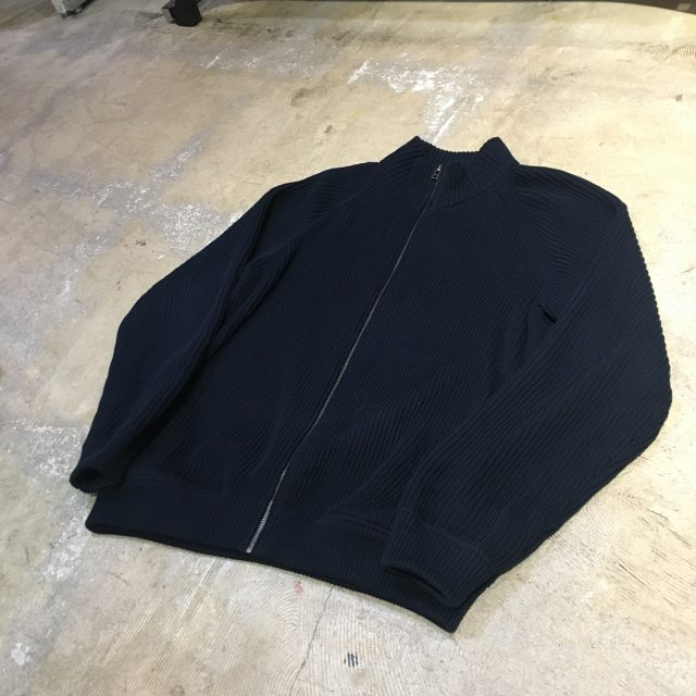 crepuscule 17AW Drivers Knit