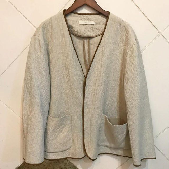 SEYA. 18SS Sashiki jacket