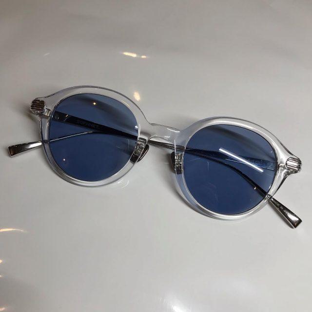 金子眼鏡 ×SOPHNET. COMBINATION FRAME SUNGLASSES
