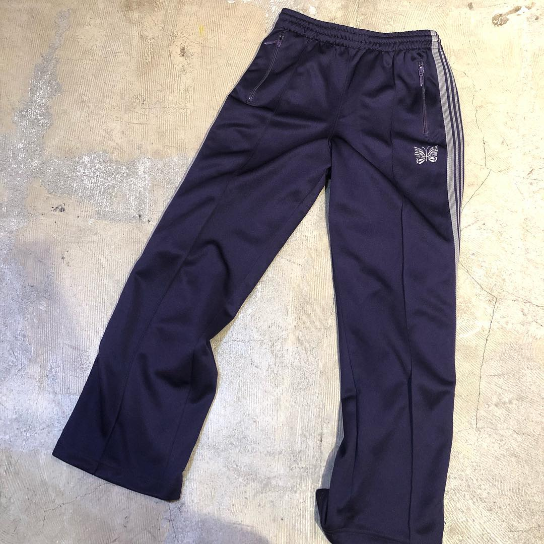 Needles 17SS Narrow Track Pants