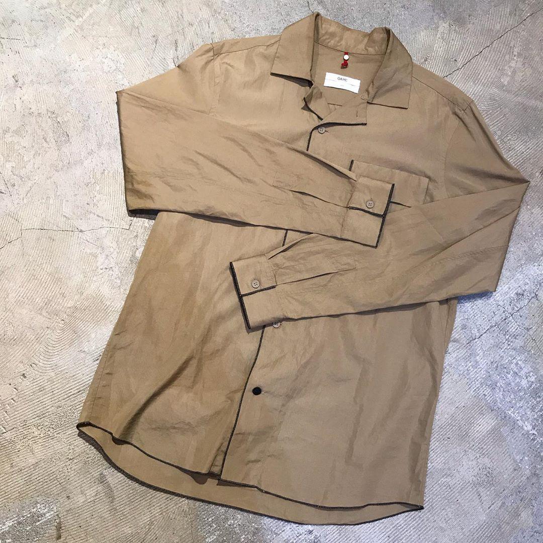 OAMC 18SS Joe shirt