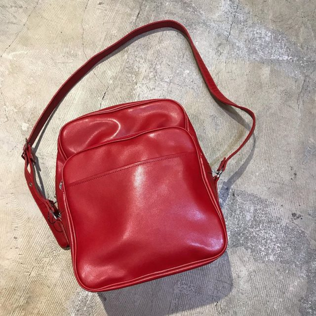 COMME des GARCONS スクエアショルダーバッグ