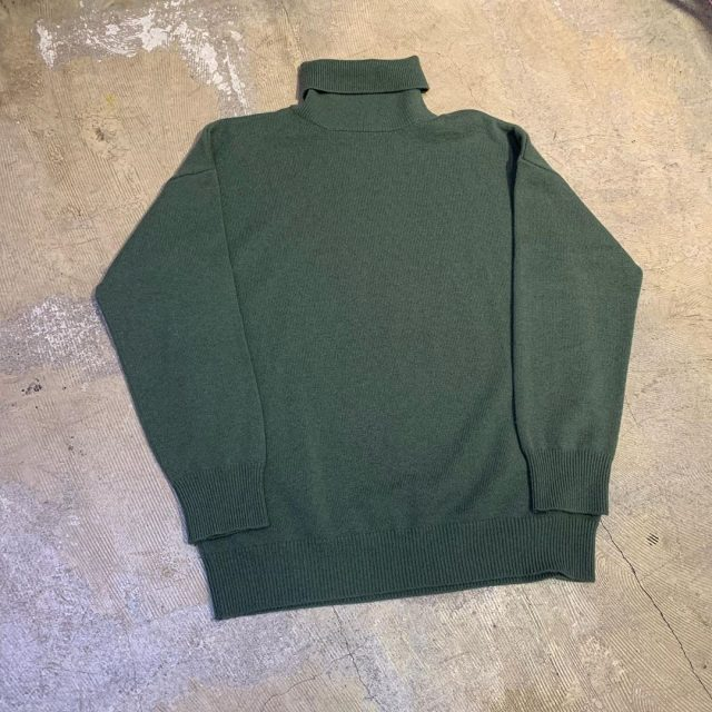 Cristaseya 19AW Cashmere Dolecevita Oversized Sweater