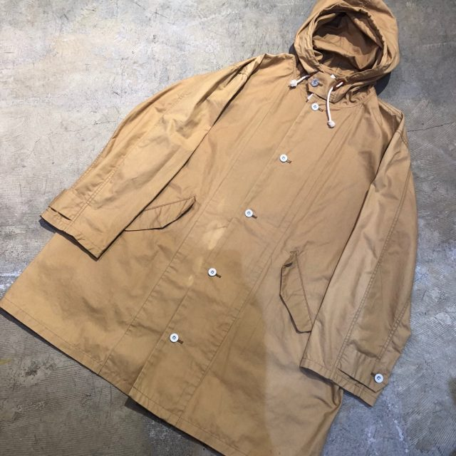 whowhat 14SS BIG HOOD COAT