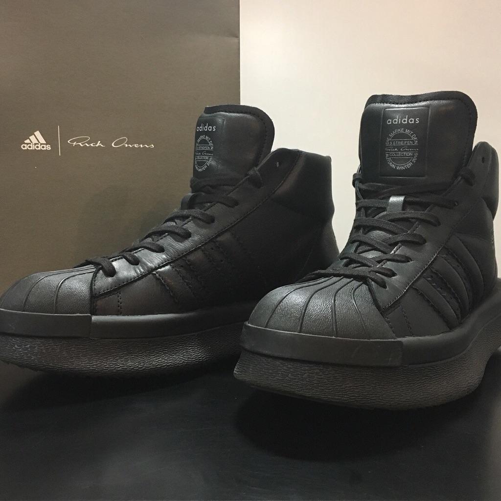 adidas by Rick Owens 16AW RO MASTODON PRO MODEL