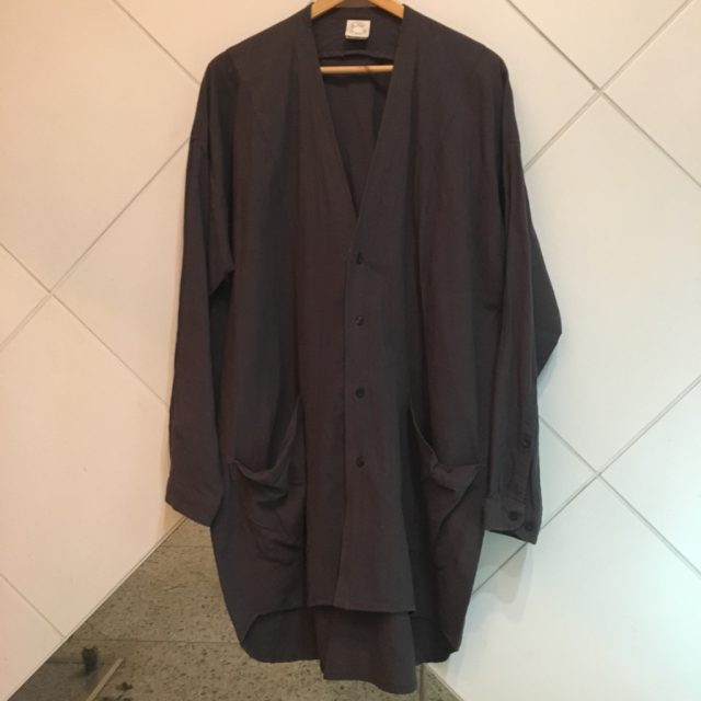 JAN-JAN VAN ESSCHE 17SS LOOSE FIT SHIRT JACKET