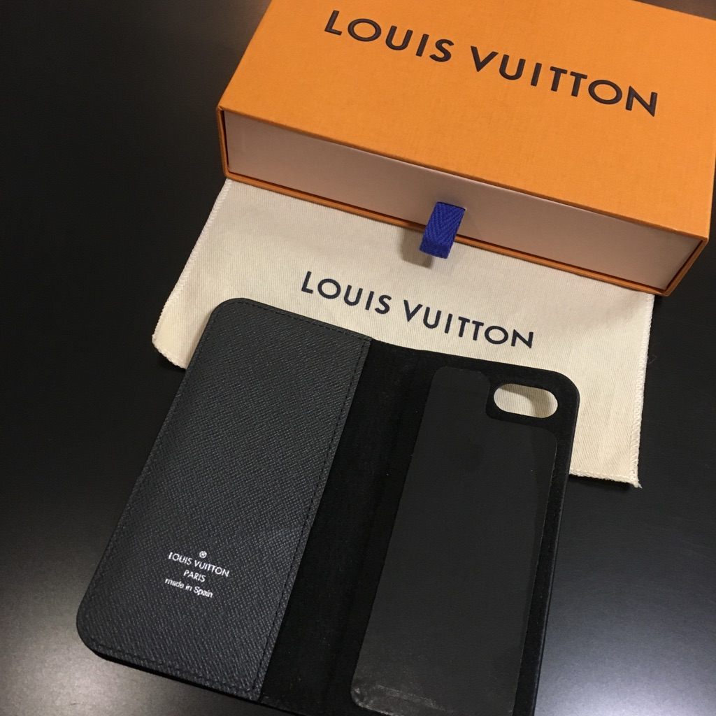 LOUIS VUITTON Folio iPhone6 cover