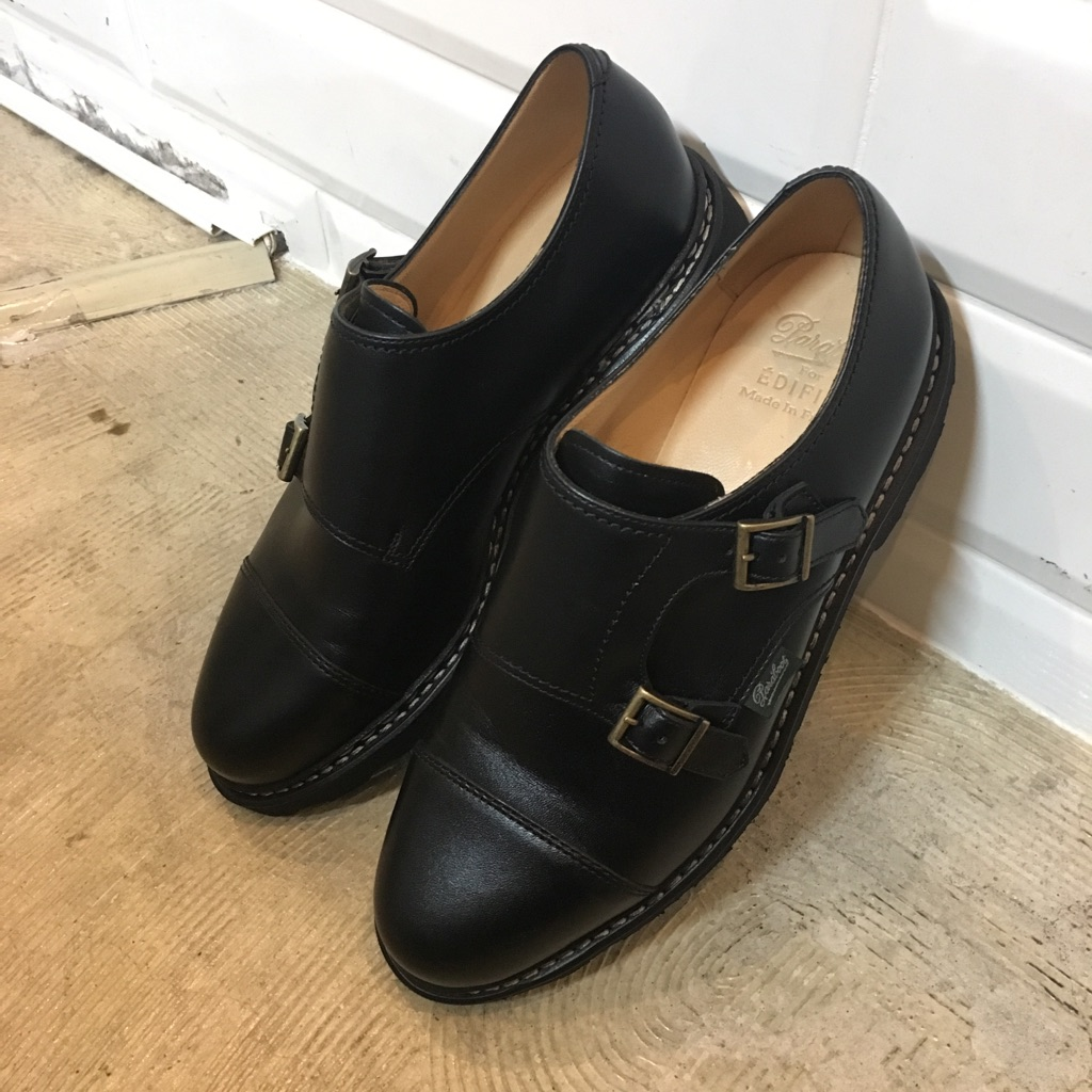 Paraboot For EDIFICE 17AW WILLIAM DRESS