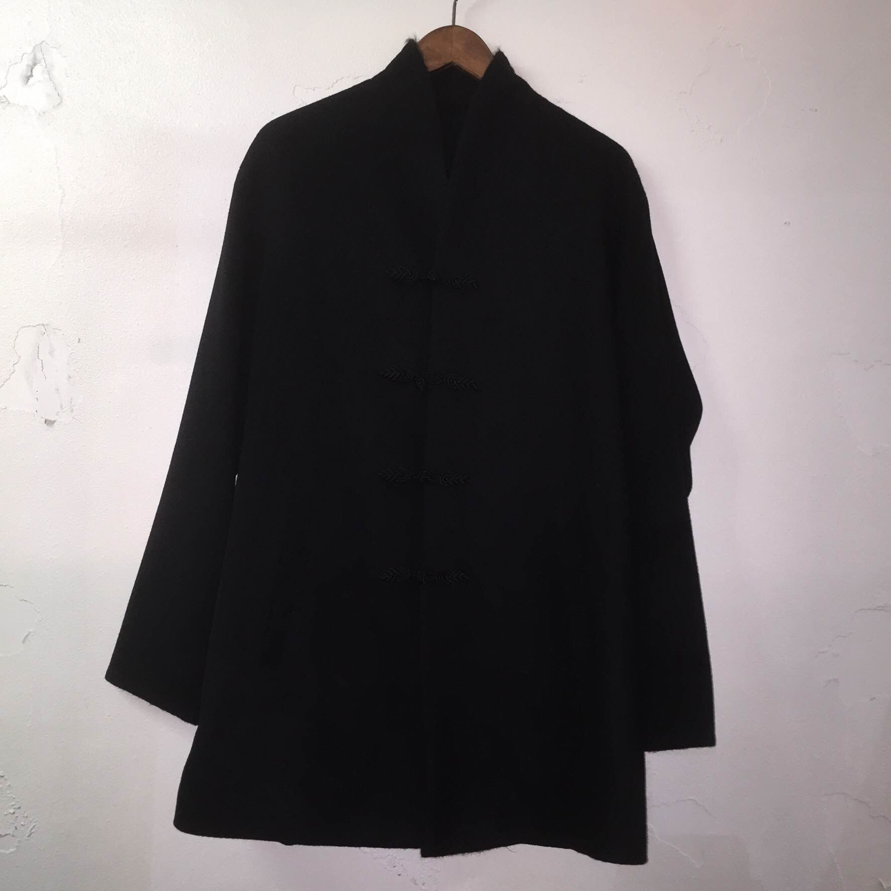 the Sakaki GARDEN別注 Wool Kung-Fu Jacket M