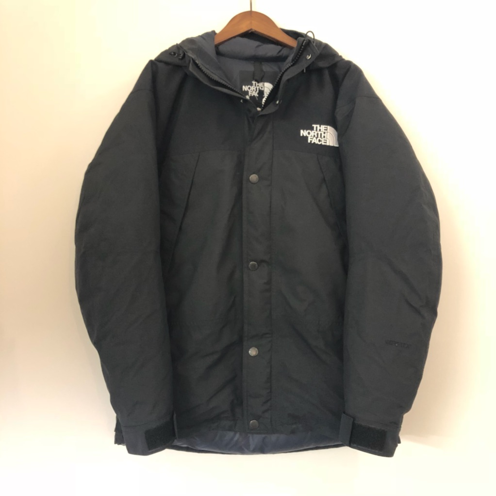THE NORTH FACE 17AW MOUNTAIN DOWN JACKT