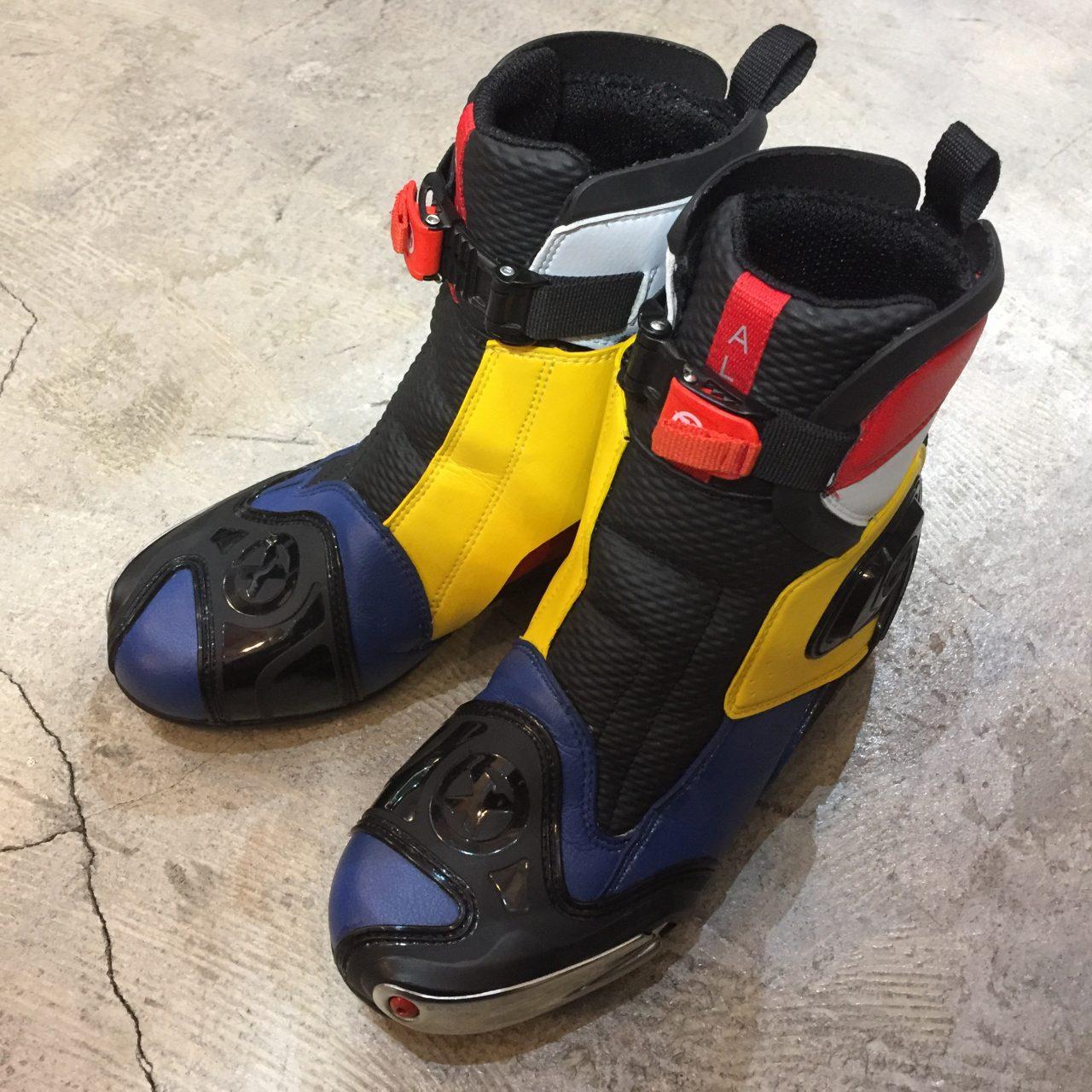 ALYX 17SS Moto Boot in Multicolor