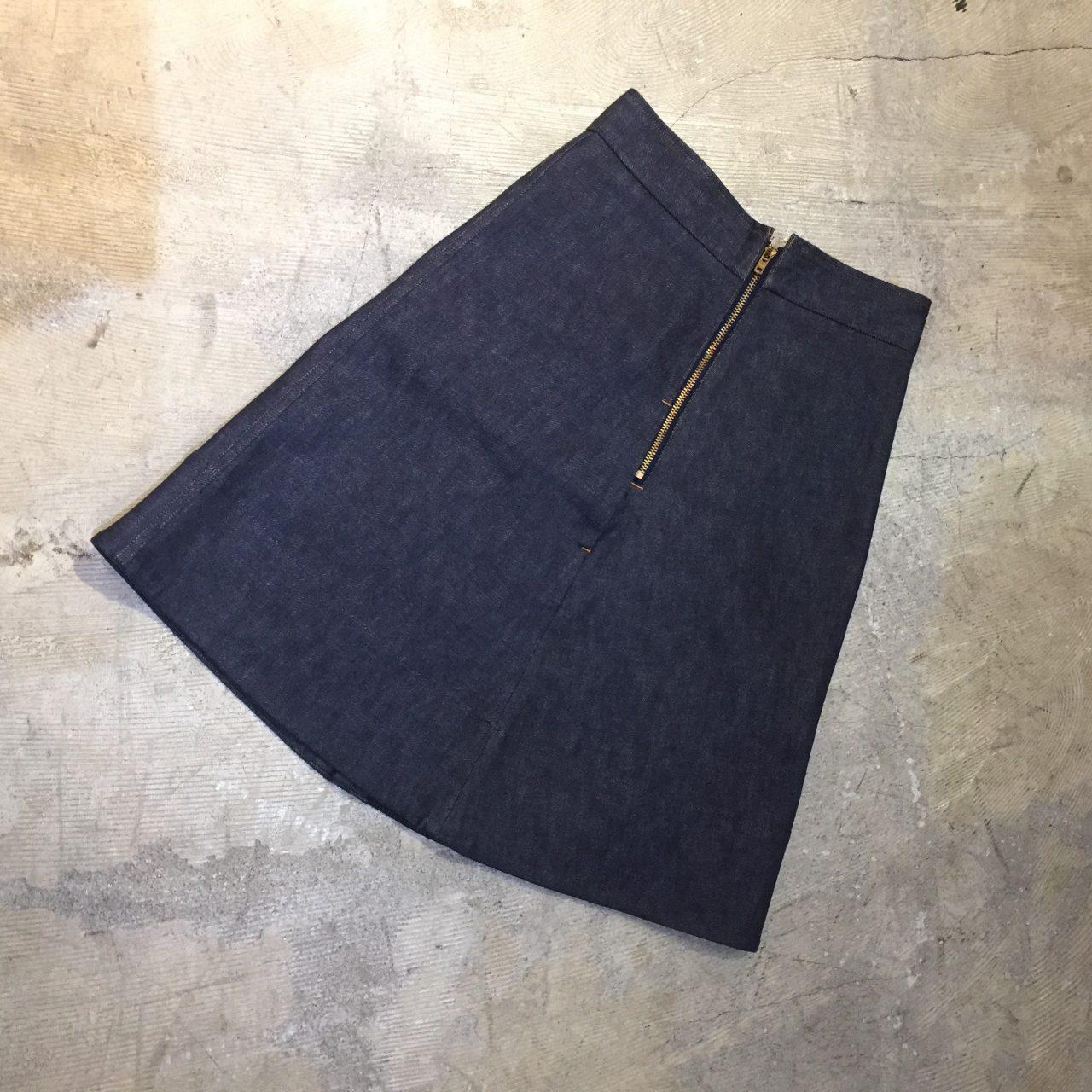 MADISONBLUE ×la kagu ストレッチデニムスカート