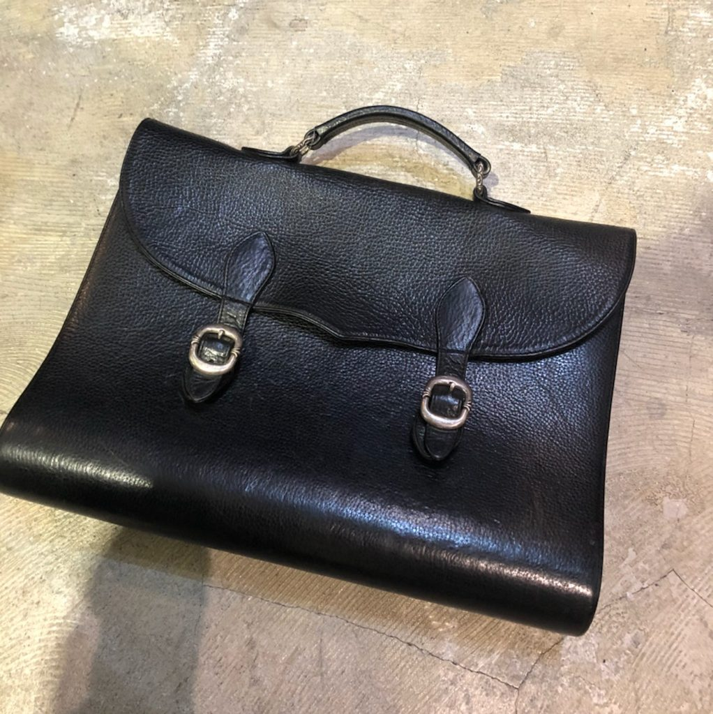 CHROME HEARTS BRIEFCASE NH