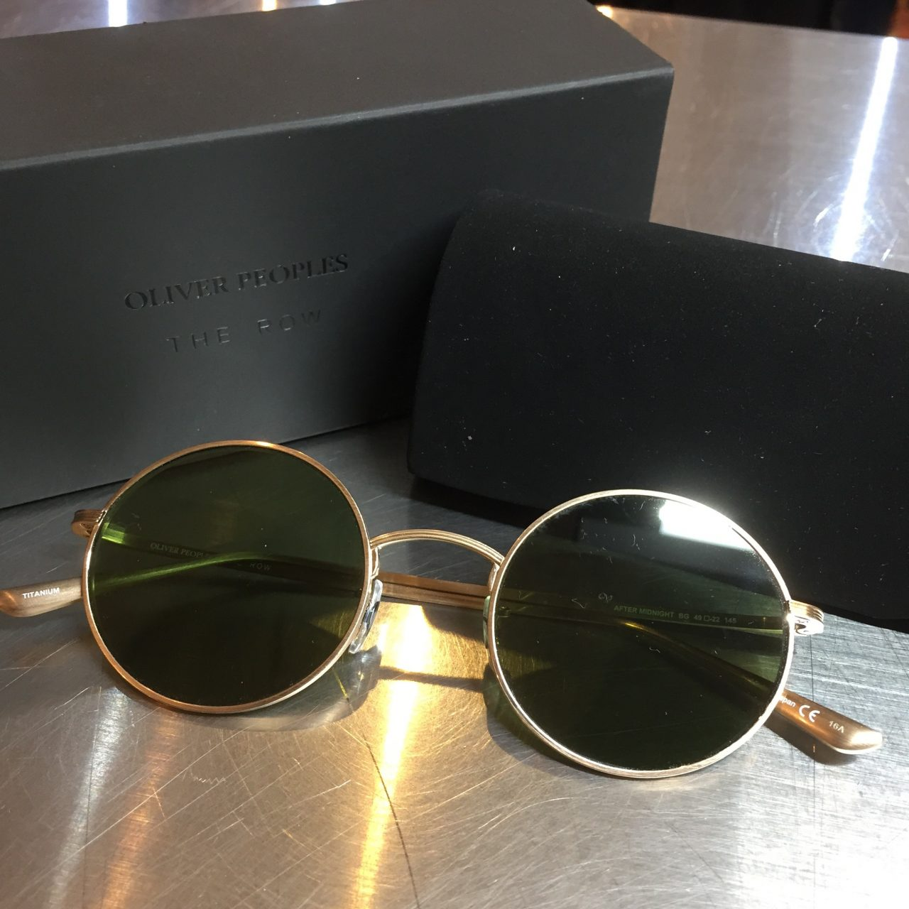 OLIVER PEOPLES x THE ROW AFTER MIDNIGHT